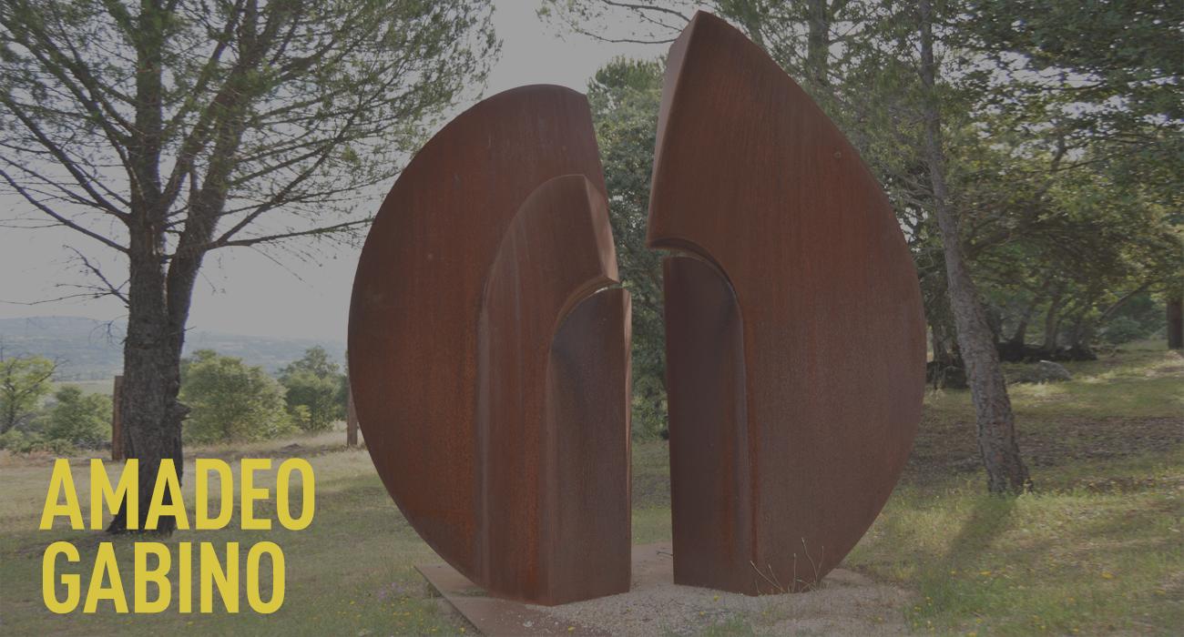 obra monumental Amadeo Gabino Galería de Arte en Madrid