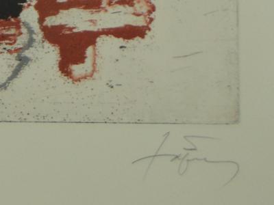 Antonio Tapies Galería de Arte en Madrid Aleseide Gallery