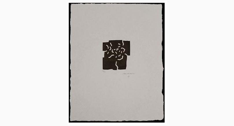 galeria de arte madrid chillida beltza