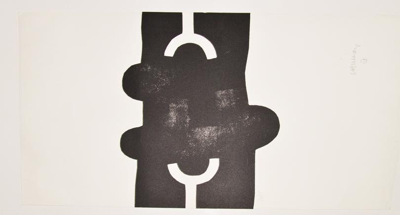Eduardo Chillida Aleseide Gallery Arte Contemporaneo en Madrid