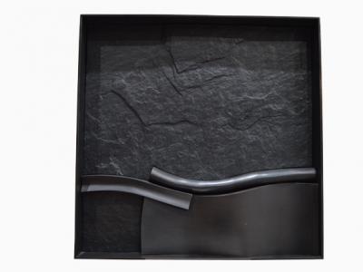 Relieve obra artistas contemporaneo Arte en Madrid Aleseide Gallery