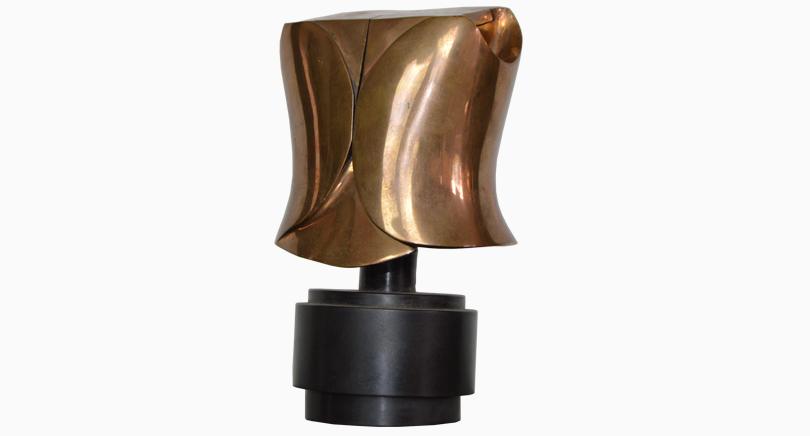 Torso escultura galeria de arte madrid