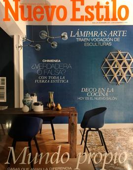reviista nuevo estilo hit artistico nombiembre aleseide gallery madrid