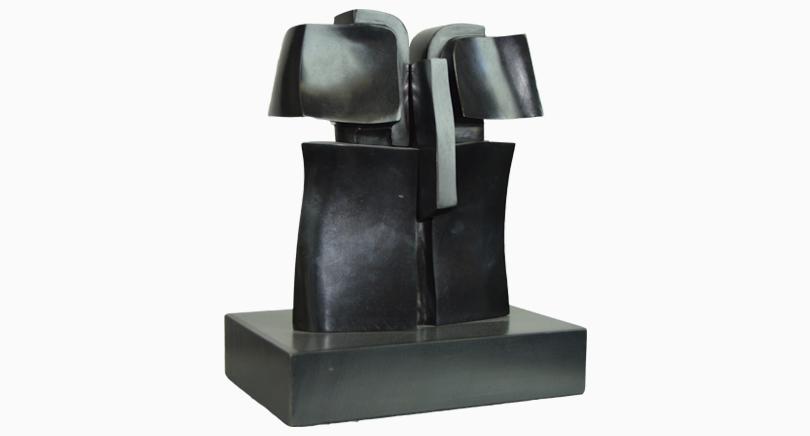 escultura aleseide gallery madrid
