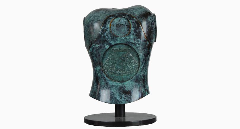 escultura torso aleseide gallery madrid